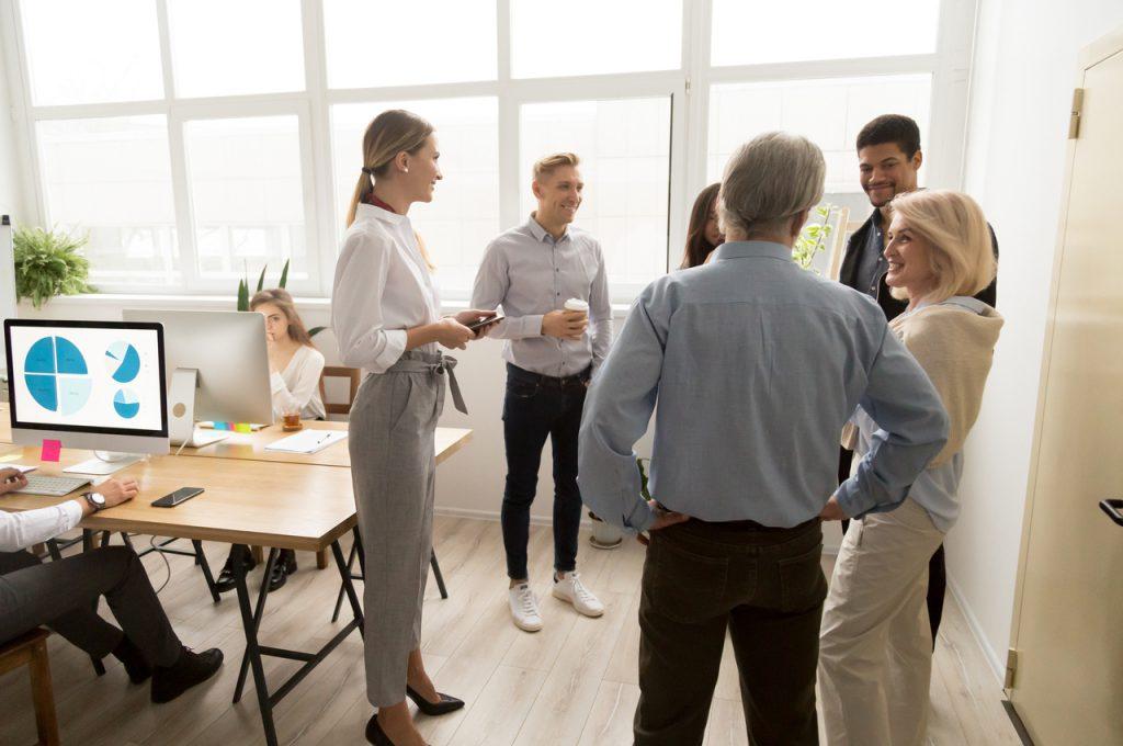 La gestión de la diversidad generacional desde el departamento de personas